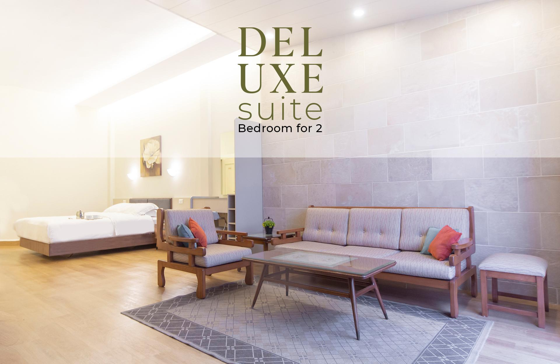 Deluxe Suite Main