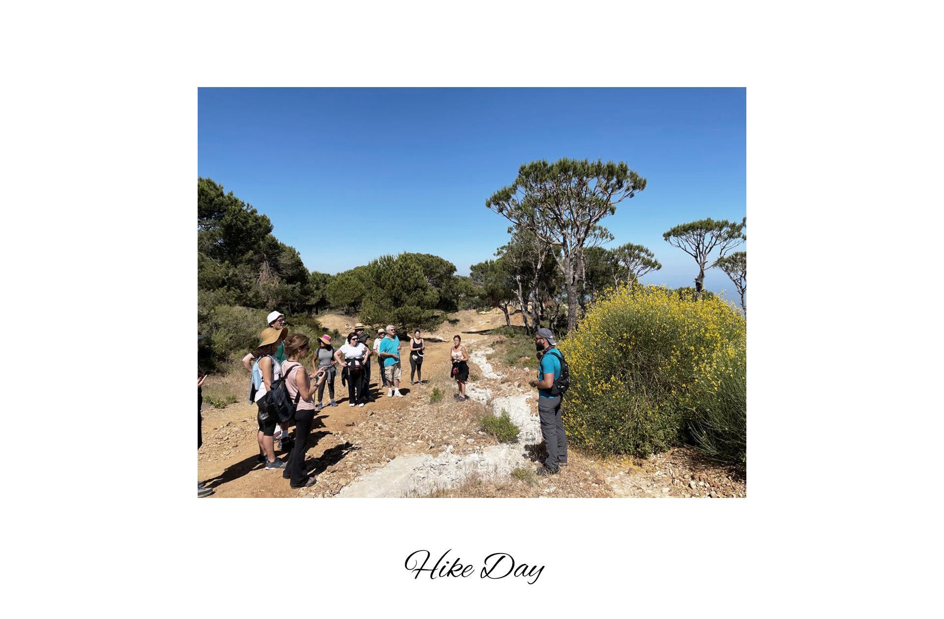 Hike Day
